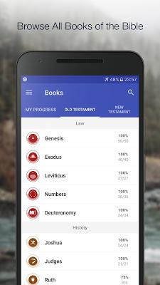 World English Bible - screenshot