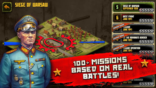 World War II: Eastern Front Strategy game 2.96 3