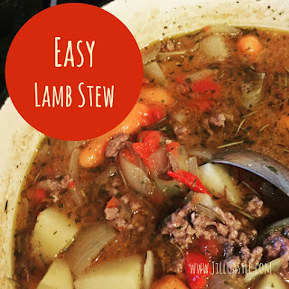 Worcestershire Sauce Lamb Stew Recipes