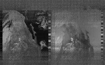 Photo: NOAA 19 northbound 34W at 30 Sep 2012 20:20:02 GMT on 137.10MHz