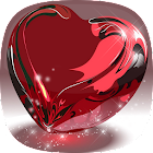 Valentine Live Wallpaper  Love Background Images icon