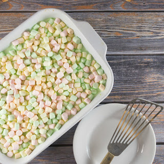 Spring Jello Salad.
