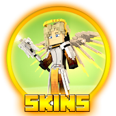 Skins for MCPE - Overwatch