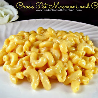 Cream Crock Pot Macaroni And Cheese Recipes