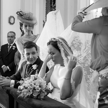 Wedding photographer Manu Galvez (manugalvez). Photo of 13.01.2018