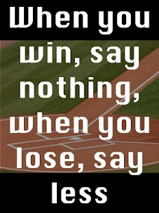 Baseball Quotes about Life - náhled