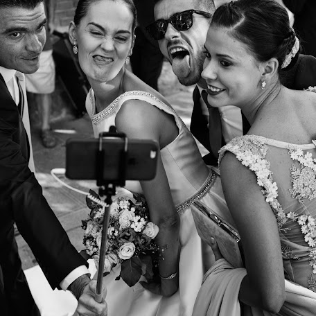 Fotógrafo de bodas Jonatan Manzaneque (manzaneque). Foto del 31.01.2018