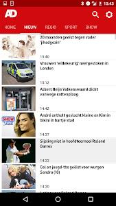AD nieuws, sport en regio screenshot 1