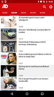 AD nieuws, sport en regio Screenshot 2