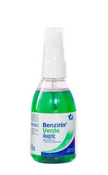 Benzirin Verde Aseptic