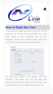 Nav Coin Complete Guide - náhled