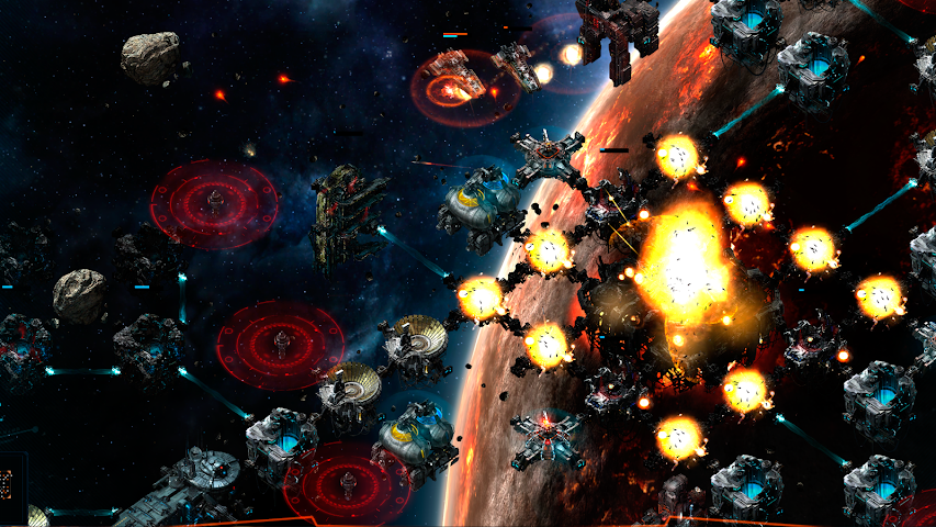 android VEGA Conflict Screenshot 19