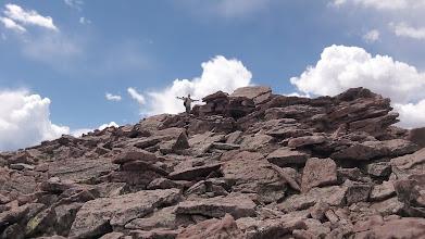 Photo: Brian conquered Kings Peak