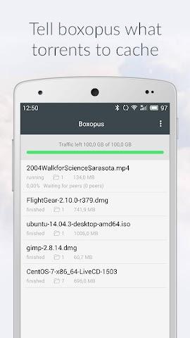 android Boxopus Screenshot 0