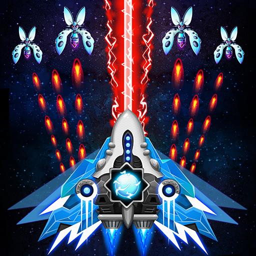 스페이스 슈터: 외계인 슈팅게임