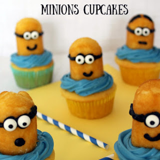 Minion Cupcakes Recipe