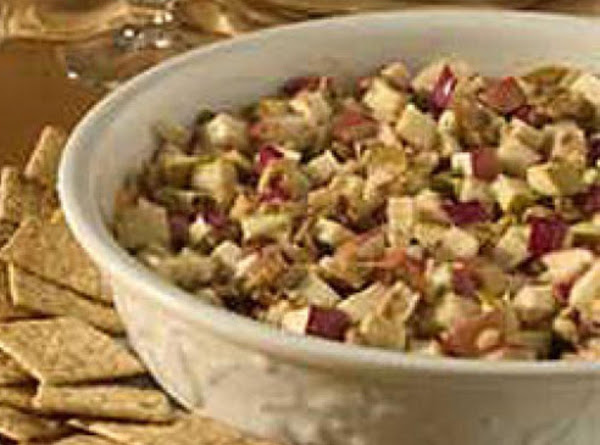 Cheddar Apple Pie Dip Recipe