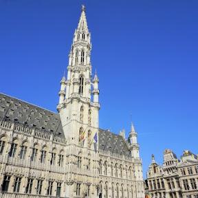 【世界のスタバ】ベルギー・ブリュッセルにある世界で最も美しい広場の景色を堪能できるスタバ「スターバックス グラン・プラス店」