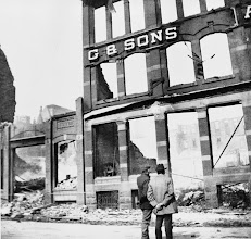 Photo: G. Goulding & Sons building, 55-59 Bay Street - East side, just south of the Wyld-Darling building at Bay and Wellington