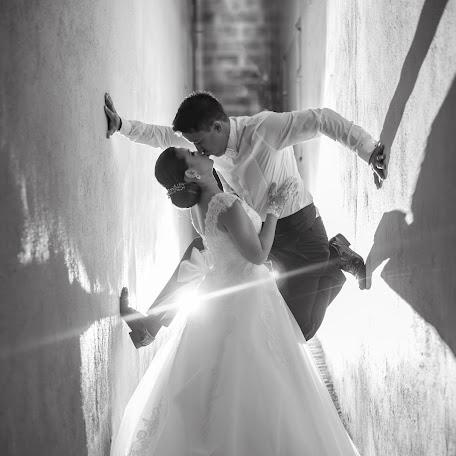 Wedding photographer Palfy Sandor (sandor). Photo of 16.10.2015