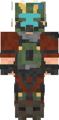 This Titanfall 2 Jack Cooper skin was made entirely by me from scratch. If you do use this skin please do like it!