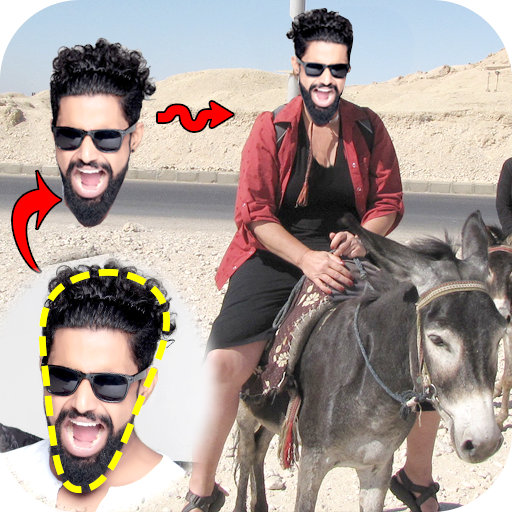 Funny Photo Cut and Paste :Pics Editor