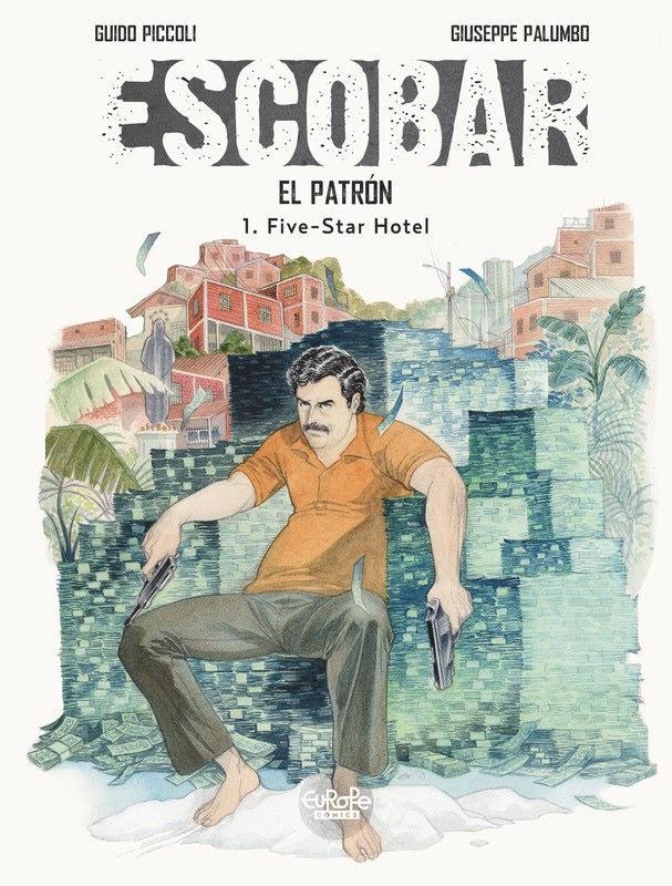 Escobar: El Patrón (2017) - complete
