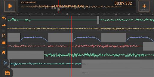 Music Maker 2.5.2 screenshots 1
