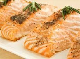Baked Salmon Fillets Recipe