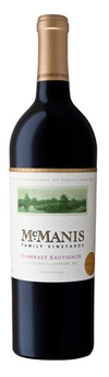 McManis Family Vineyards Cabernet Sauvignon - 750ml