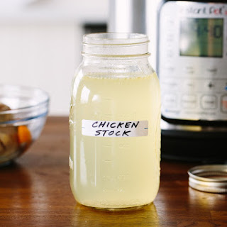How To Make Chicken Stock in an Electric Pressure Cooker.
