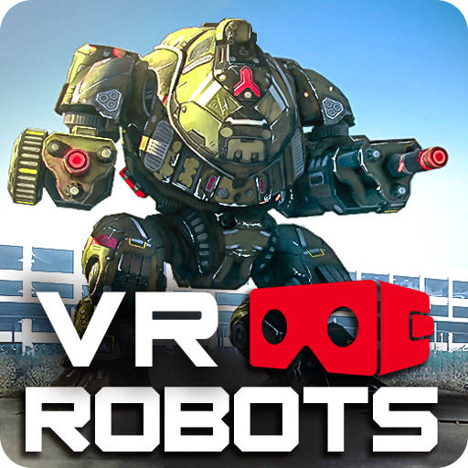 VR ROBOT WARS Icon