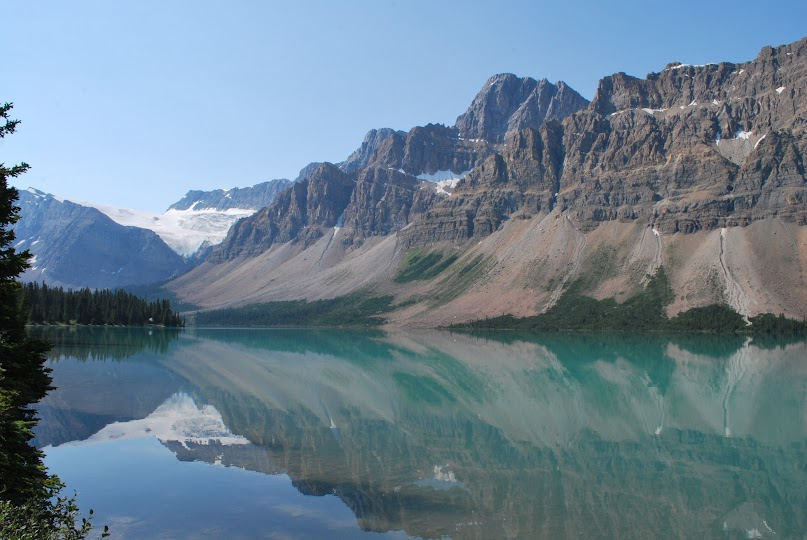 Bow Lake, Banff National Park, Rocky Mountain National Park