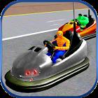 Super Hero Bumper Cars Crash Course icon