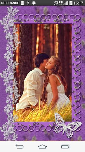 Purplebutterfly Photo Frames
