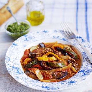 Italian Ratatouille Recipes.