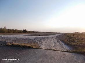 Photo: Wschodni kraniec dużego pasa startowego