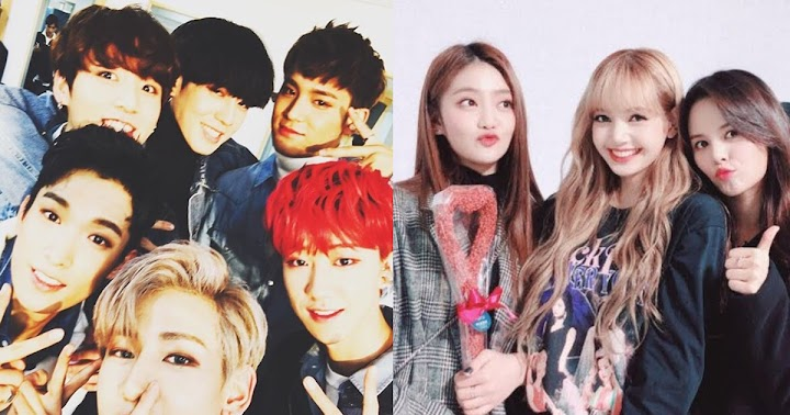 5 Idol Friend Groups That Span Across Multiple Groups Koreaboo