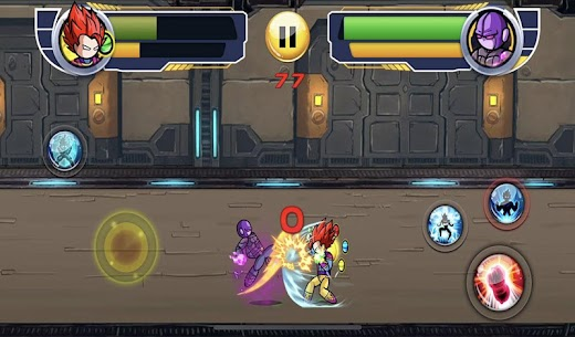 Stickman Fight : Dragon Legends Battle 4
