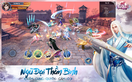 Tu00ecnh Kiu1ebfm 3D - Tinh Kiem 3D android2mod screenshots 8