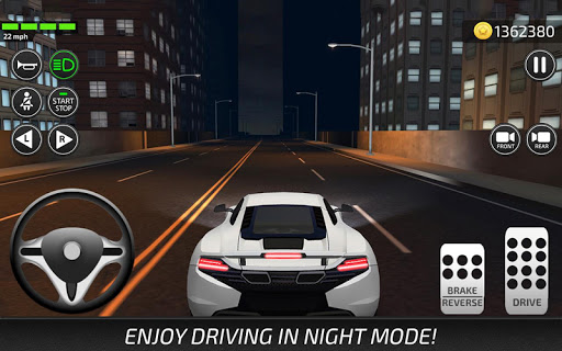 Car Driving Academy 2018 3D 1.7 Screenshots 5