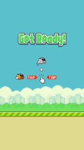 Orginal Bird Returns - Flappy Back a replica - náhled