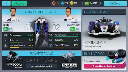 Motorsport Manager Online 1