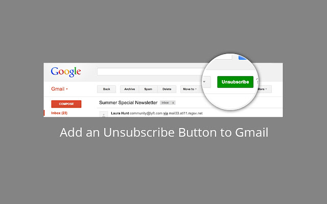 CleanBox - Easy Unsubscribe