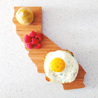 Egg, Avocado, Brie Breakfast Sandwich