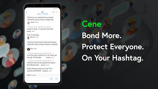 Cene screenshot 1