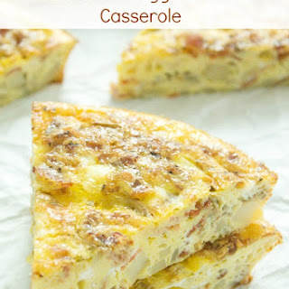Bacon Egg Potato Breakfast Casserole Recipes.