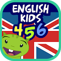 English 456 Aprender inglés para niños icon