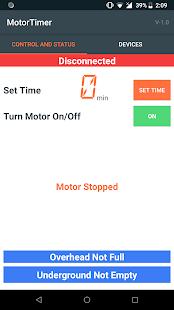 App Motor Timer APK for Windows Phone