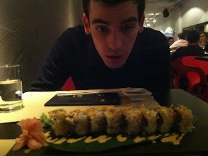 Photo: Valentine's dinner with my love.